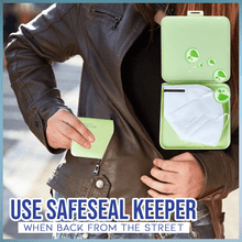 Load image into Gallery viewer, SafeSeal Face Cover Keeper
