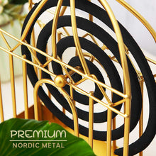 Load image into Gallery viewer, Nordic Metal Mosquito Coil Holder