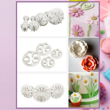 Load image into Gallery viewer, DIY Cake Design Plunger Cutter (33 Pcs Set)