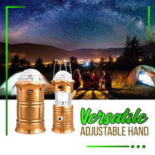 Load image into Gallery viewer, Solar Portable Gypsophila Camping Light