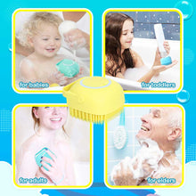 Load image into Gallery viewer, Soap Dispenser Body Scrubber