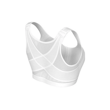 Load image into Gallery viewer, Front Closure Back Support Posture Bra