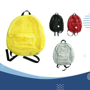 Lightweight Large-Capacity Mesh Backpack