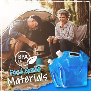 Portable Folding Water Carrier - 3PCS