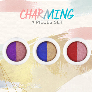 Dual-shade Chromatic Mirror Nail Powder