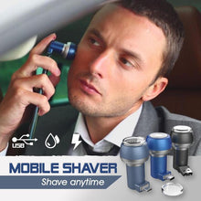 Load image into Gallery viewer, Portable Magnetic Mobile Phone Shaver