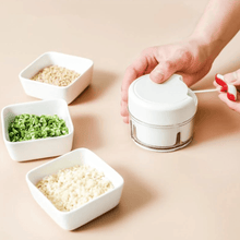 Load image into Gallery viewer, Mini Electric Food Chopper