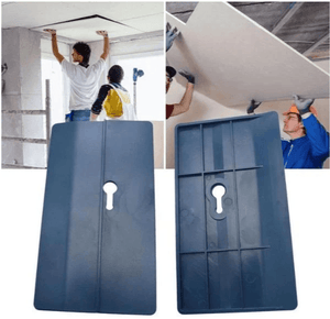 Ceiling Drywall Support Plates - 2PCS Set