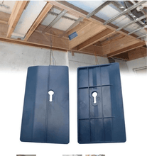 Load image into Gallery viewer, Ceiling Drywall Support Plates - 2PCS Set