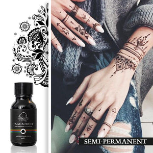 Jagua Fruit Based Semi Permanent Tattoo Gel Set