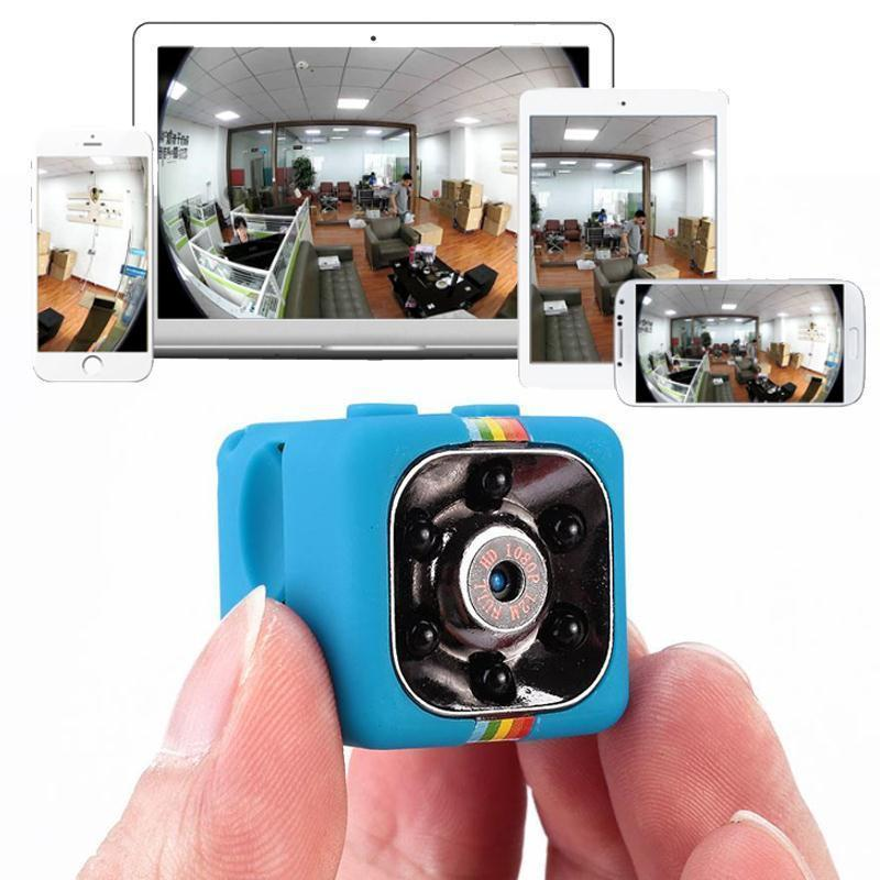 H11 HD 1080P Night Vision Dice-sized Camera