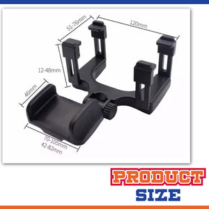Rear-view Mirror Phone Mount 1668