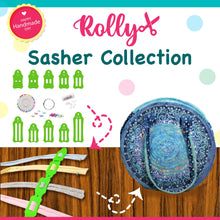 Load image into Gallery viewer, ROLLY Sasher Collection(30 Free Pinning Clips) 1668