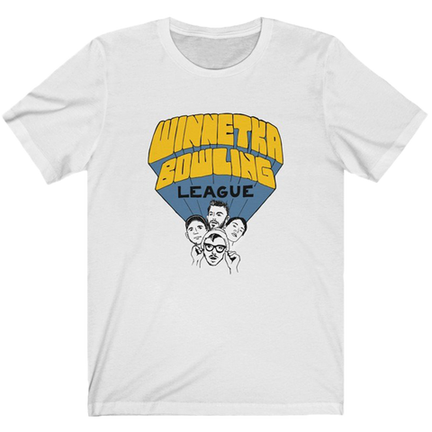 Winnetka Bowling League Tee