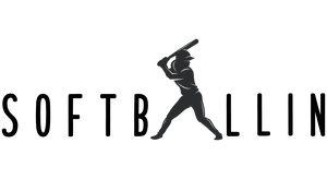 Softballin Batter Logo