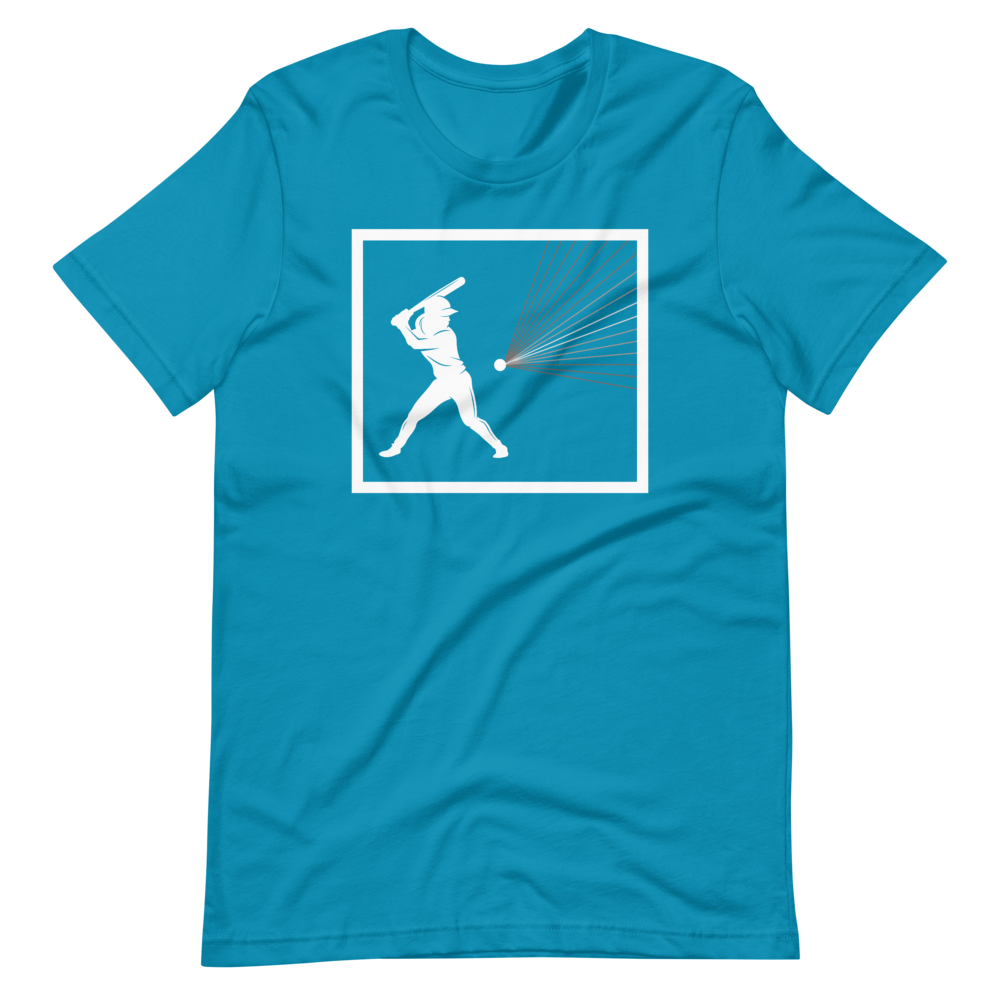 Softball Launch Angle Women's Short-Sleeve Tee