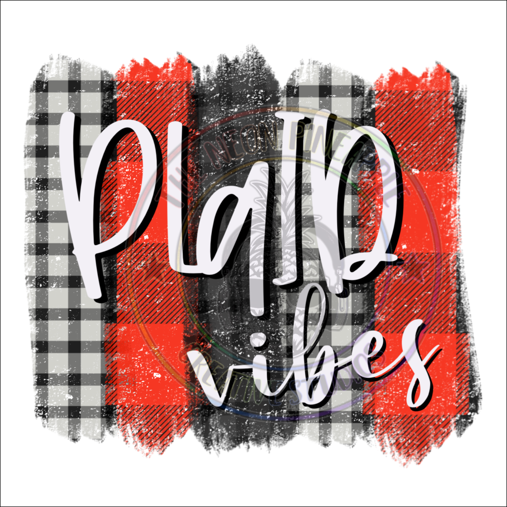 Plaid Vibes Waterslide - 374