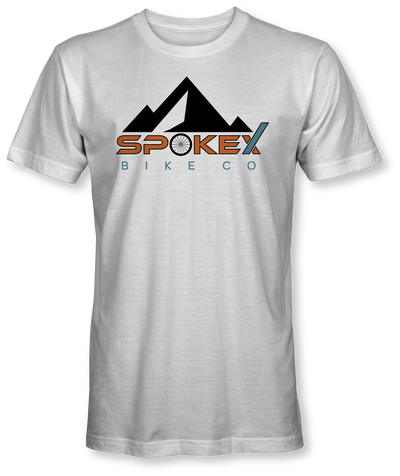 Logo Shirt - SpokeX Bike Co