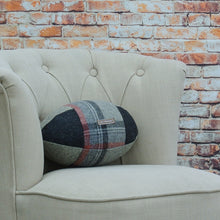 Load image into Gallery viewer, Rugby Ball Cushion - Marylebone
