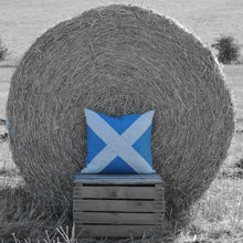 Load image into Gallery viewer, Saltire Smash - Blue