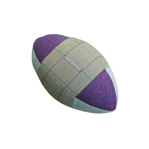 Rugby Ball Cushion - Game Day