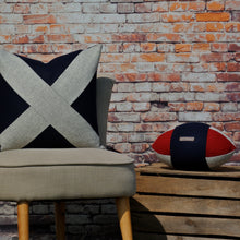 Load image into Gallery viewer, Saltire Smash - Navy Blue