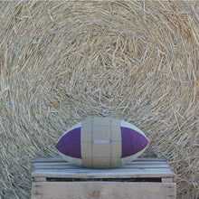 Load image into Gallery viewer, Rugby Ball Cushion - Game Day