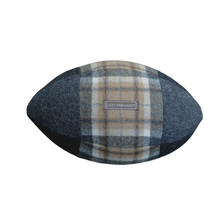Load image into Gallery viewer, Rugby Ball Cushion - Farley