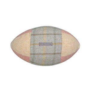Rugby Ball Cushion - Melrose