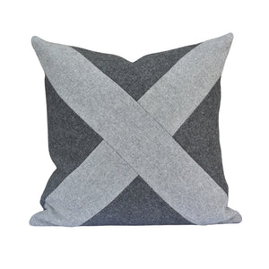 Saltire Smash - Grey