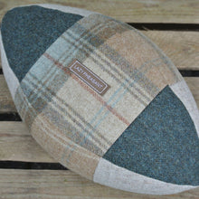Load image into Gallery viewer, Rugby Ball Cushion - Hawick