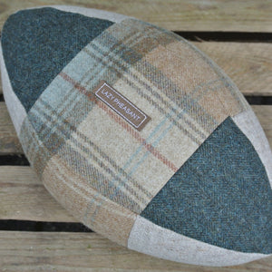 Rugby Ball Cushion - Hawick