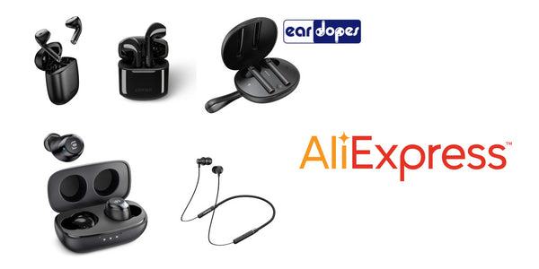 6 Best cheap wireless earbuds from AliExpress