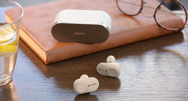 Sony WF-1000XM3 noise-canceling headphones: Best Sony earbuds