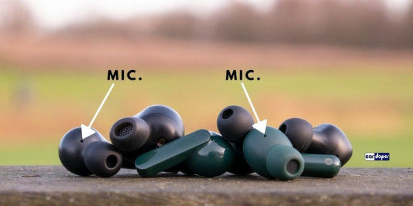 Best earbuds for call: Wireless earphones with the best microphone (With recordings)