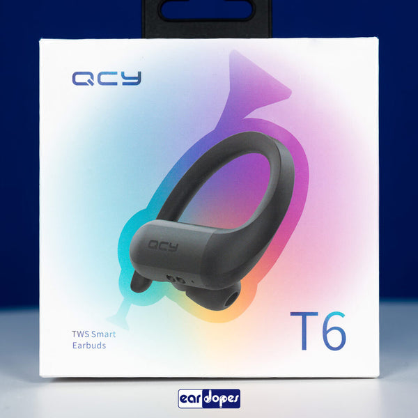 qcy t6 earbuds best wireless earphones affordable review