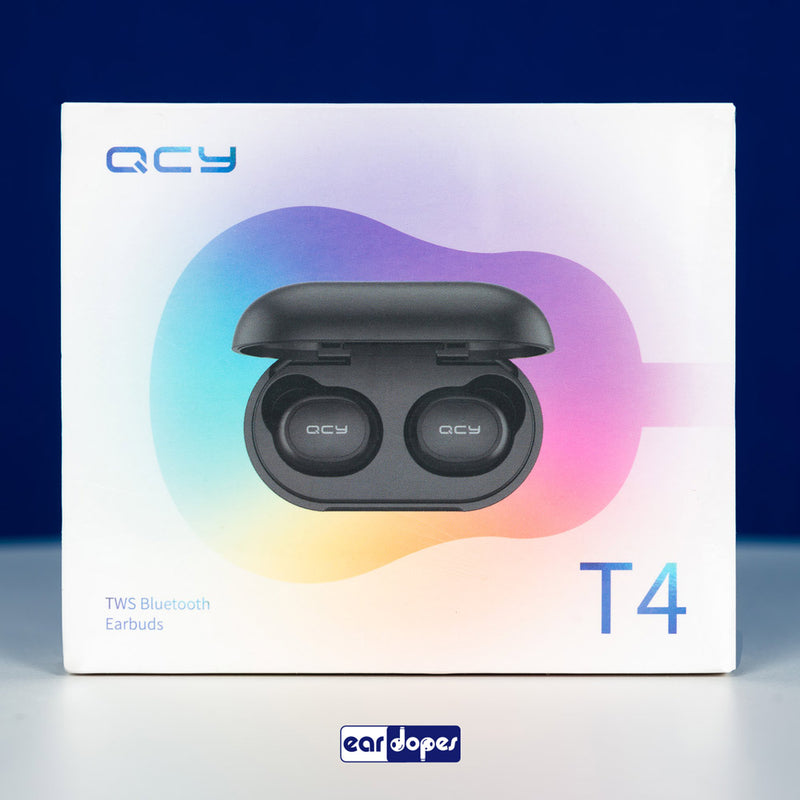 QCY T4 earbuds wireless earphones