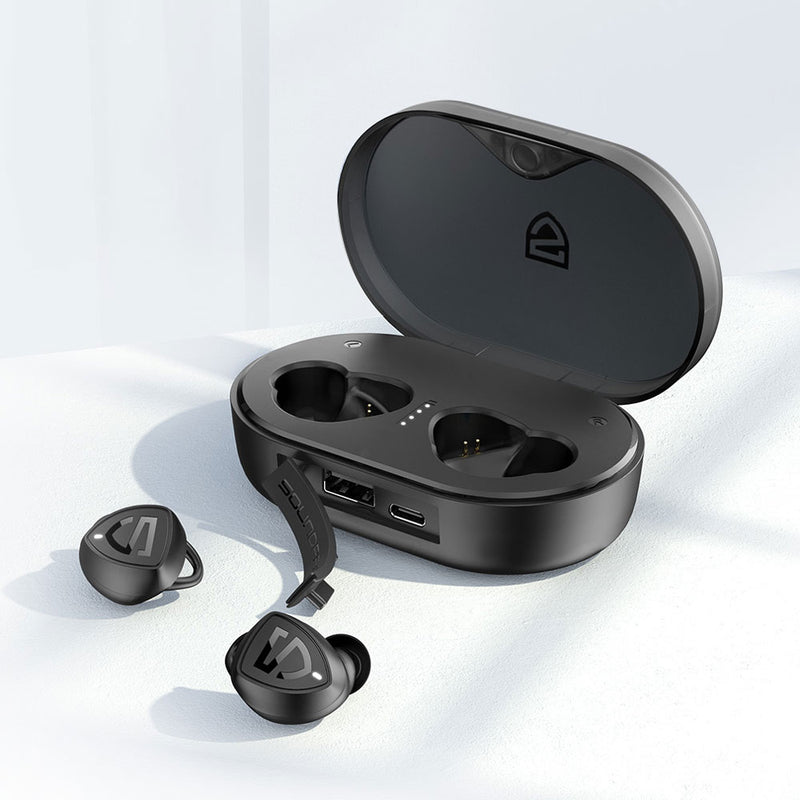 SoundPEATS TrueShift 2 earbuds wireless earphones