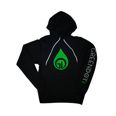 Green Dot Labs Pullover Hoodie