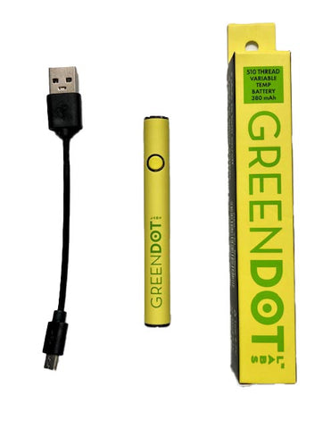 GDL Variable Temp Battery - Yellow