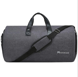 Convertible Garment Travel Bag
