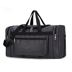 Sport Travel Bag (Black 01)