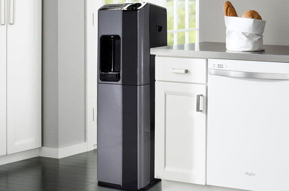 International H2O (H2O-1000) Hot & Cold Floor Standing Water Bottleless Cooler