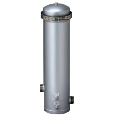 Pentek - ST-BC-16 - Stainless Steel Filter Housing - Holds (16) 10