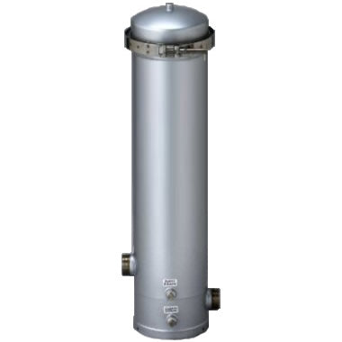 Pentek - ST-BC-20 - Stainless Steel Filter Housing - Holds (20) 10