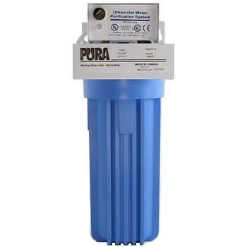 Pura UV - UVB1-EPCB 0.5 Micron Carbon Block Drinking Filter 2 GPM