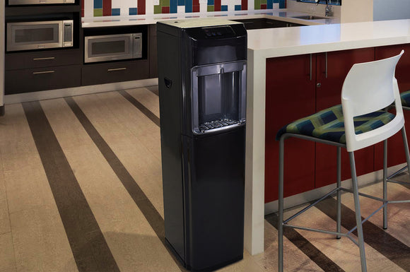 International H2O (H2O-2000) Hot & Cold Floor Standing Water Bottleless Cooler