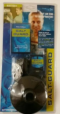 Water Care (SG-R-F-01) SALT-GUARD® Low Salt Level Wireless Alarm for Water Softeners