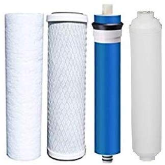 W-415 Replacement Water Filters Compatible with the Watts 4 Stage RO System by IPW Industries Inc.