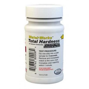 Sensafe (480008) Total Hardness Test; Bottle 50 Test Strips